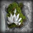 Nr. S042 - Lotusblume 20x20mm